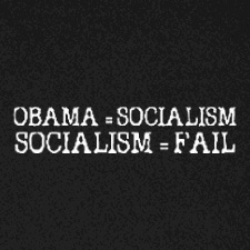 OBAMA EQUALS FAIL
