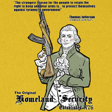 THE ORIGINAL HOMELAND SECURITY JEFFERSON