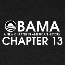 OBAMA A NEW CHAPTER IN AMERICAN HISTORY CHAPTER 13