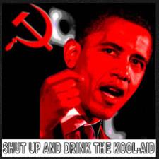 SHUT UP AND DRINK THE KOOL AID
