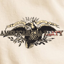 PROUD MEMBER AMERICAN TEA PARTY EST. 1773